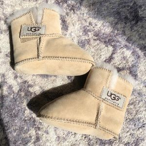 Uggs booties size small!